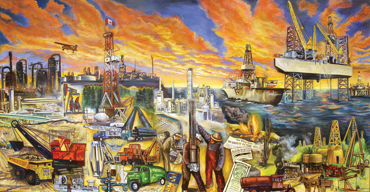 History of Oil Mural_small
